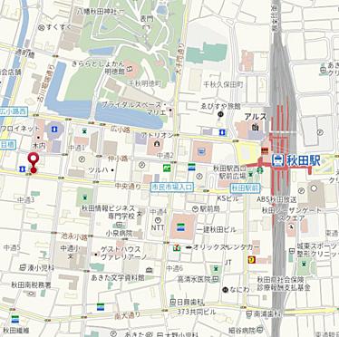店舗事務所(建物一部)-秋田市中通1丁目 その他