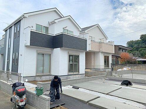 新築一戸建て-多摩市桜ヶ丘3丁目 閑静な住宅街に佇む、ゆとりの邸宅です。