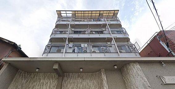 マンション(建物全部)-大阪市東住吉区今川7丁目 外観
