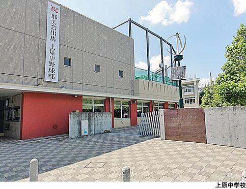 マンション(建物一部)-渋谷区代々木5丁目 上原中学校