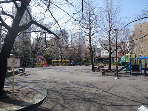 中古マンション-中央区月島4丁目 月島第一児童遊園(150m)
