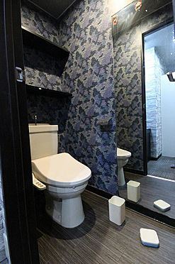 ビル(建物全部)-名古屋市中区新栄1丁目 5階1号室 トイレ・シャワールーム 2020年1月リフォーム済 現況用途:オーナー客人宿泊部屋