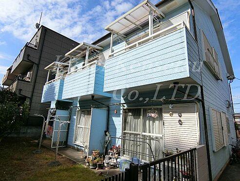 アパート-練馬区富士見台1丁目 外観