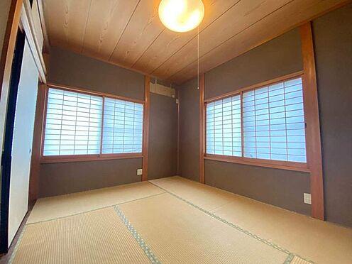 中古一戸建て-江南市曽本町幼川添 1階和室です。