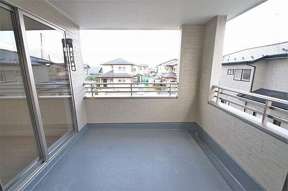 新築一戸建て-大崎市古川栄町 バルコニー