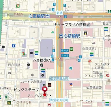 マンション(建物一部)-大阪市中央区西心斎橋1丁目 その他