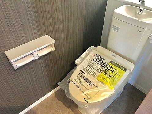 新築一戸建て-豊中市桜の町5丁目 トイレ