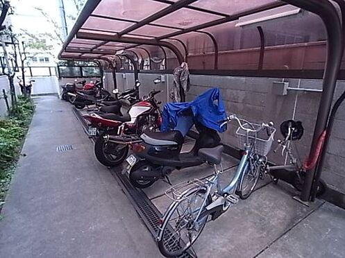 マンション(建物一部)-神戸市須磨区白川台5丁目 自転車とバイクを駐輪可能