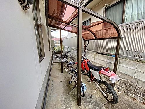 中古一戸建て-福岡市城南区茶山1丁目 駐輪スペースございます☆