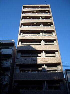 マンション(建物一部)-新宿区下落合4丁目 バルコニー面(南西)のマンション画像です