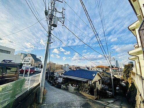 店舗・事務所・その他-横浜市中区打越 贅沢な眺望です。