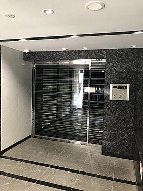 マンション(建物一部)-大田区鵜の木2丁目 安心のオートロックシステム