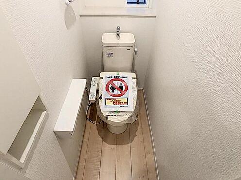 新築一戸建て-名古屋市南区三吉町1丁目 トイレ(こちらは施工事例となります。)
