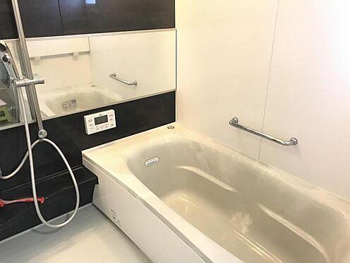 戸建賃貸-西尾市平坂吉山1丁目 半身浴もゆっくり楽しめる広々浴室