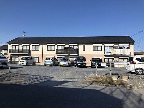 アパート-水戸市見川町 D