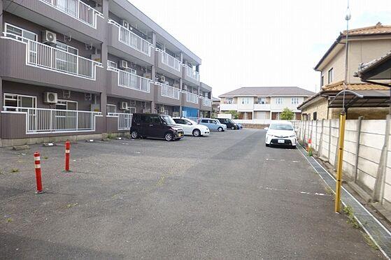 アパート-水戸市見和 駐車場
