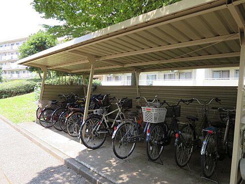 中古マンション-横浜市緑区霧が丘6丁目 駐輪場