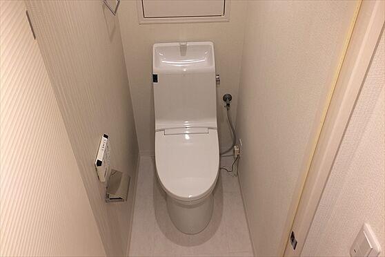 マンション(建物一部)-横浜市青葉区美しが丘5丁目 トイレ