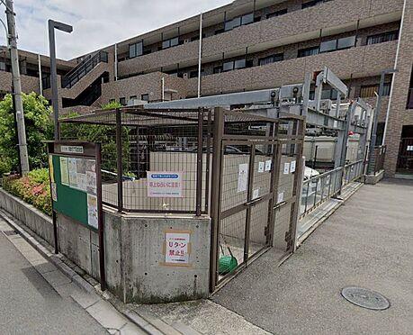 中古マンション-さいたま市浦和区領家5丁目 ゴミ集積場・機械式駐車場