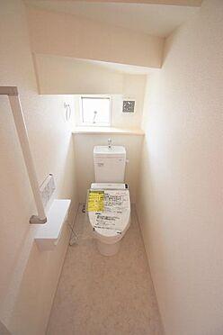 新築一戸建て-仙台市太白区東中田3丁目 トイレ