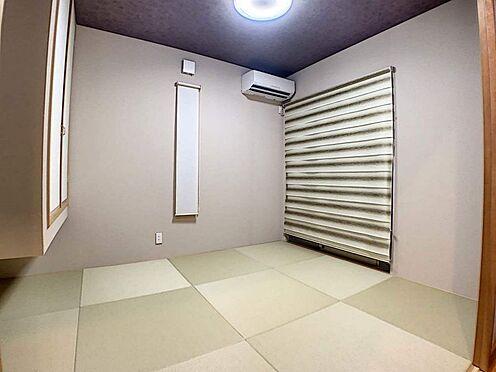 中古一戸建て-名古屋市守山区大森八龍1丁目 落ち着きのあるモダンな和室
