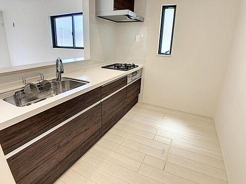 戸建賃貸-名古屋市南区鶴見通5丁目 キッチン(こちらは施工事例となります)