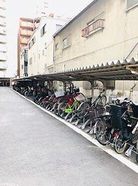 マンション(建物一部)-大阪市鶴見区今津中1丁目 屋根付き駐輪場