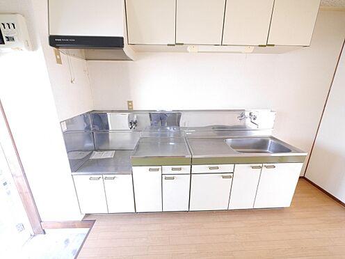 アパート-北茨城市中郷町松井 キッチン
