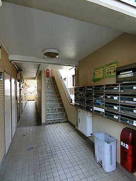 マンション(建物一部)-八王子市大和田町2丁目 エントランス