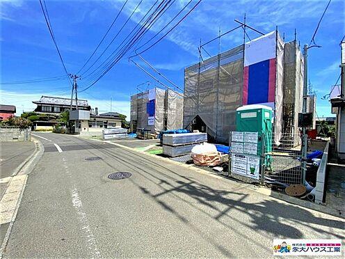 新築一戸建て-角田市角田字田町 外観