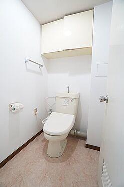中古マンション-横浜市青葉区あざみ野3丁目 トイレ