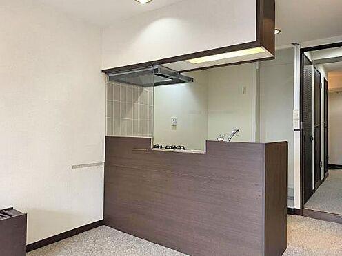 中古マンション-伊東市八幡野 ≪LDL≫ 使い勝手の良い対面式キッチン。