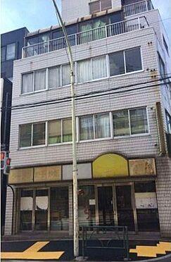 店舗付住宅(建物全部)-新宿区北新宿3丁目 外観