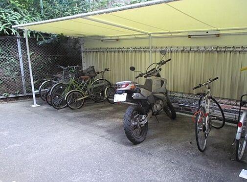 マンション(建物一部)-大阪市天王寺区餌差町 駐輪スペース・バイク置き場