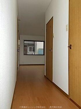 アパート-熊本市北区楡木4丁目 101号室廊下