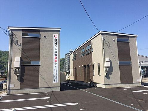 アパート-福井市西谷1丁目 外観