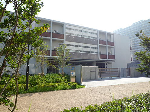 中古マンション-浦安市高洲6丁目 浦安市立高洲中学校(850m)