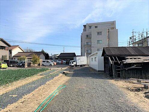 土地-知多市八幡字荒井 建築条件はございませんので、お好きなメーカーでご検討下さい!