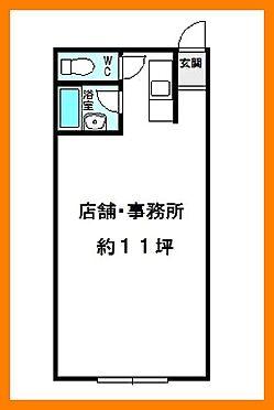 マンション(建物全部)-名古屋市中区新栄1丁目 間取り