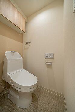 中古マンション-渋谷区神泉町 ウォッシュレット一体型トイレ