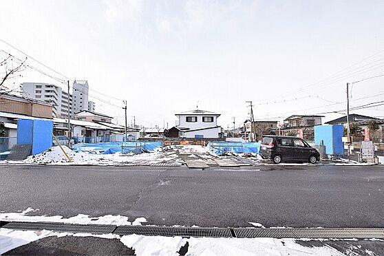 新築一戸建て-多賀城市高橋2丁目 外観