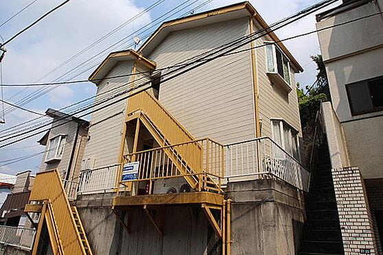 アパート-横浜市南区永田東2丁目 外観