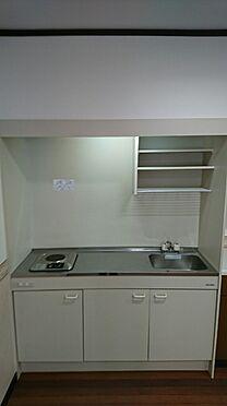 店舗・事務所・その他-平塚市諏訪町 1階防音室約15.7帖です。キッチン付、トイレ付です。