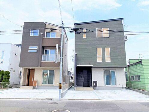 戸建賃貸-仙台市若林区六丁の目中町 外観