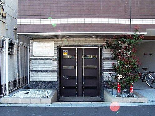 マンション(建物一部)-板橋区坂下3丁目 エントランス部分の様子