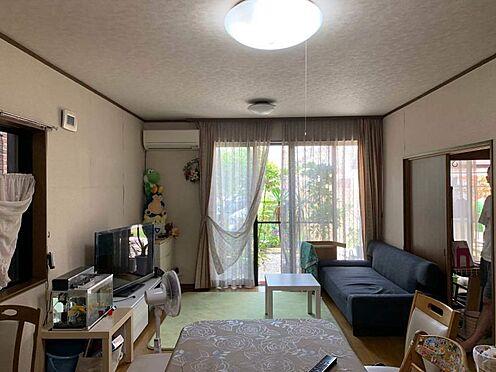 中古一戸建て-名古屋市西区南川町 大きな窓から明るい光が降り注ぎます