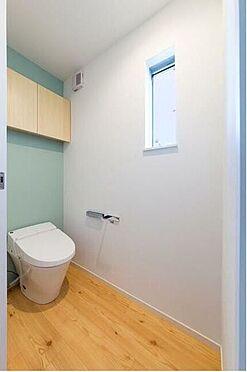 中古一戸建て-練馬区立野町 トイレ