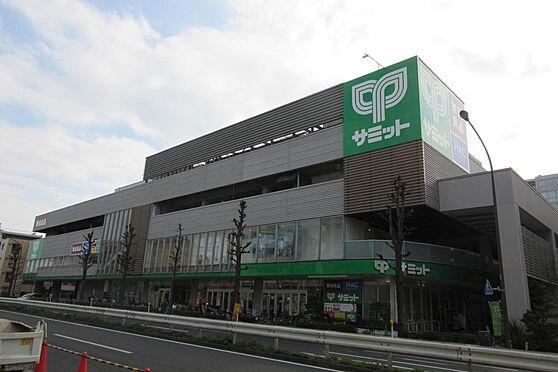 マンション(建物一部)-世田谷区千歳台3丁目 スーパーサミット・無印良品砧二丁目店