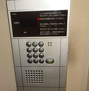 マンション(建物一部)-神戸市中央区琴ノ緒町2丁目 オートロックがあり防犯に配慮