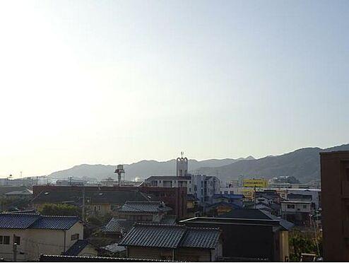マンション(建物一部)-北九州市小倉南区中曽根1丁目 リビングからの眺望♪